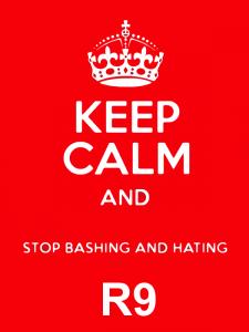 Stop Bashing